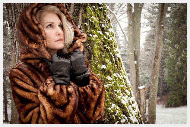 Winter Weather Fashion