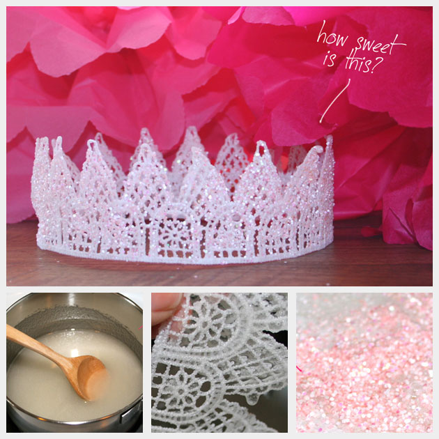 Tiara Craft DIY