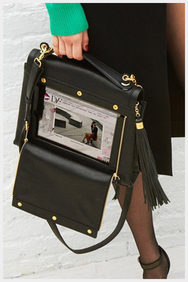 DVF Harper Bag and IPad Case