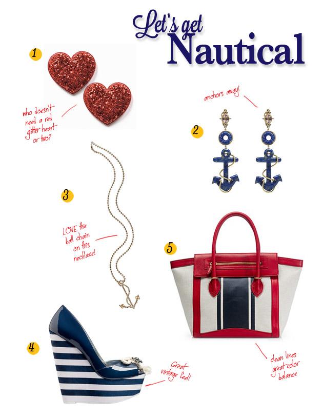 Lets Get Nautical Fashion