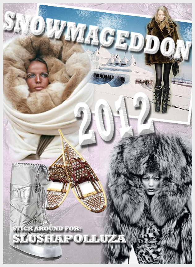 Inspiration Board for Winter 2012