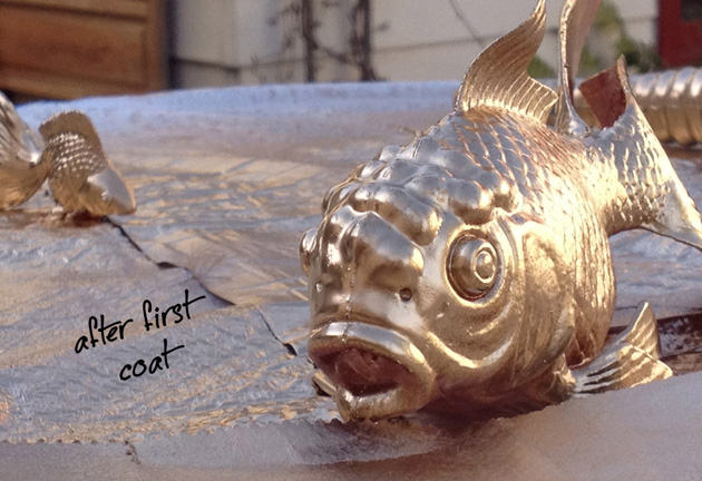 Golden Fish DIY