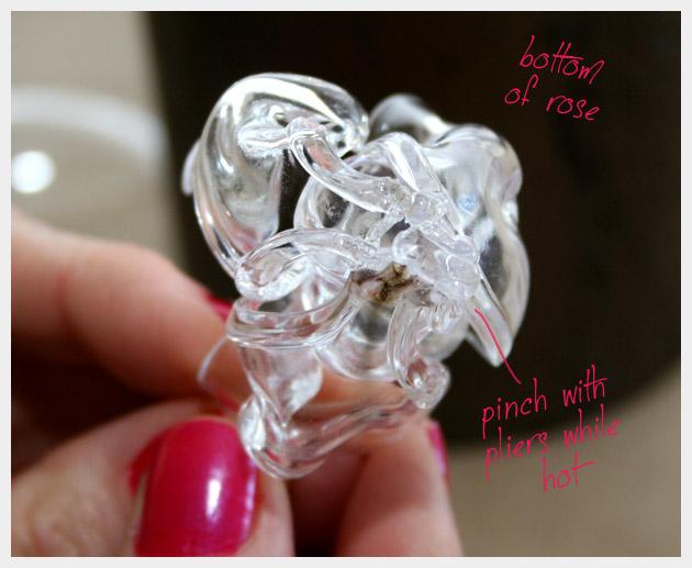 Spoon Rose Pin DIY