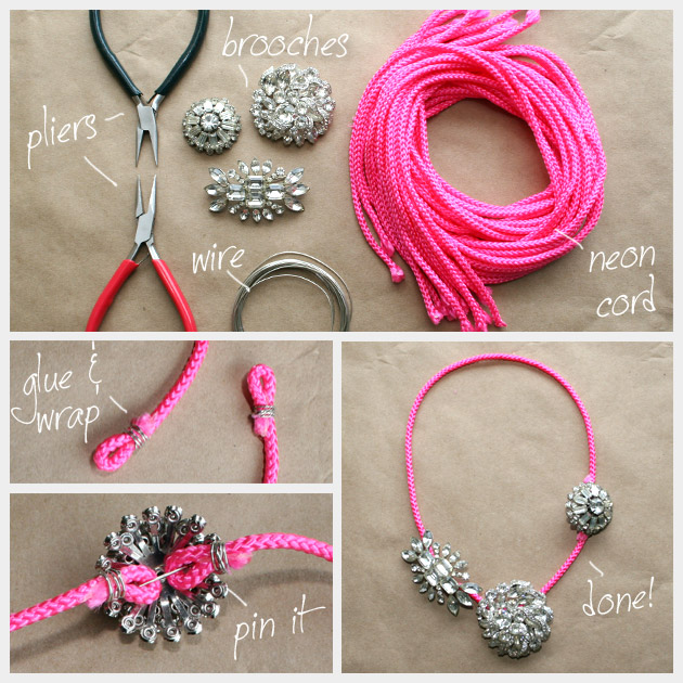 Statement Necklaces DIY
