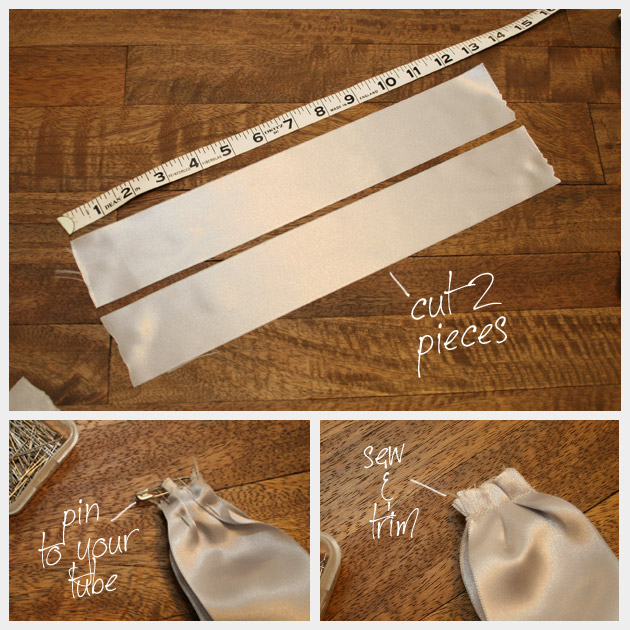 Satin Headband DIY Tutorial