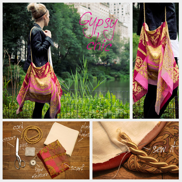 Scarf Bag DIY Feature