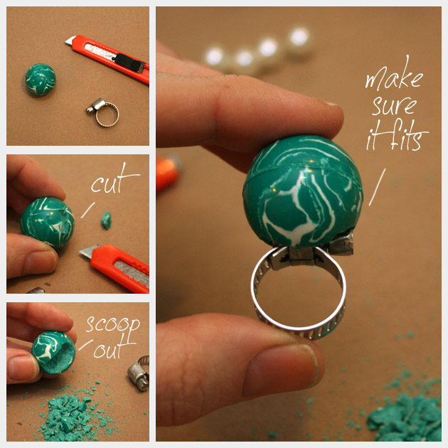 How To Make A Cocktail RIng DIY