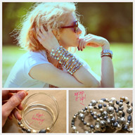Beaded Wrap Bracelet DIY