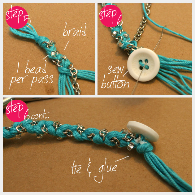 How to Make DIY Bracelets in Bonbons