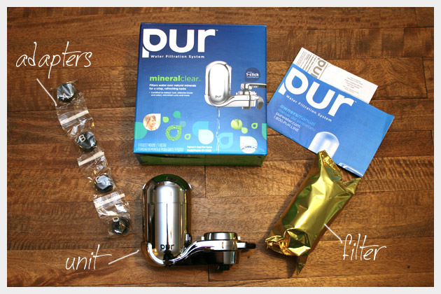 Pur Water Filter Review