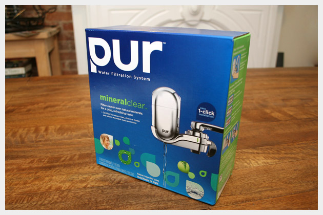 Pur Water Filter