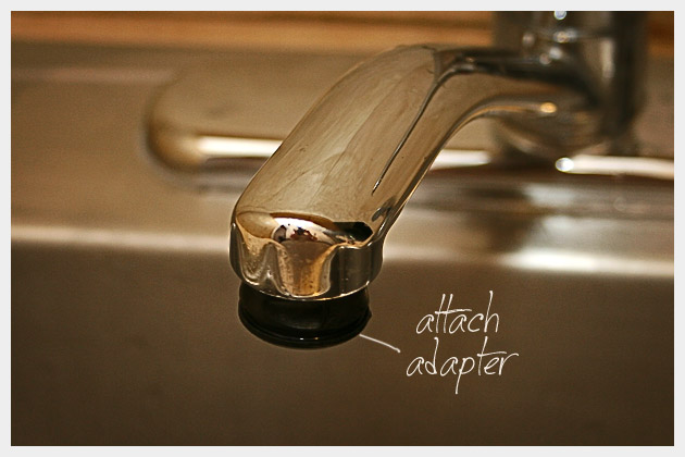 Pur Water Filter Adapter