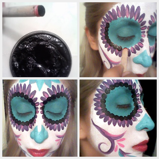 Day of the Dead Makeup 5