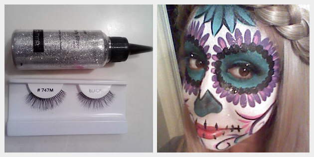 Day of the Dead Makeup 7