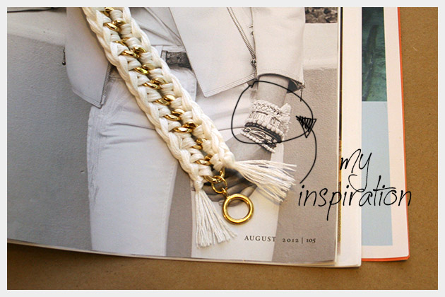 DIY Crocheted Bracelet Inspiration