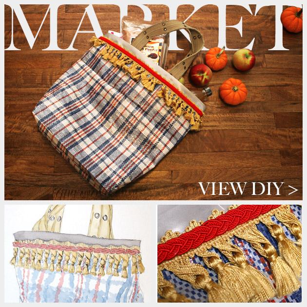 Market Bag DIY Feature