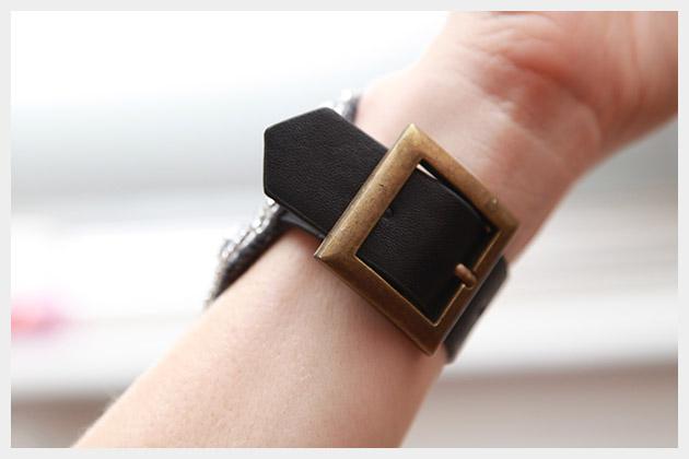 Baroque Bracelet DIY Buckle