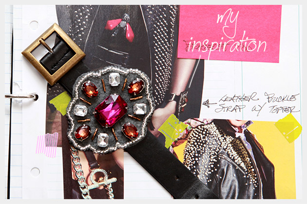 Baroque Bracelet DIY Inspiration