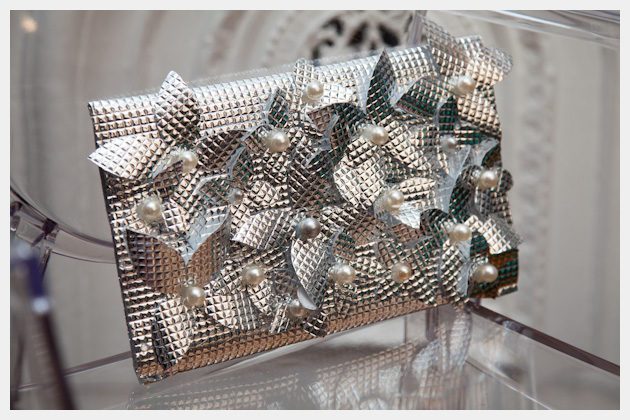DIY Foil Clutch Photo 2