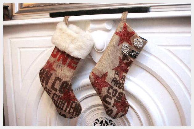 Christmas Stocking DIY