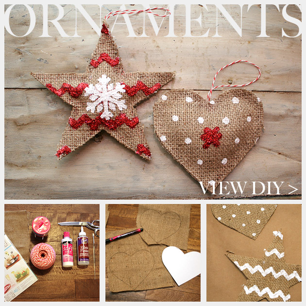 Country Ornament DIY Feature
