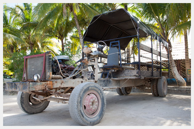 Cenote Truck