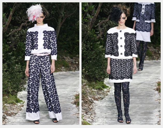 Chanel Couture Spring 2013-2