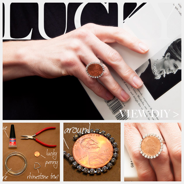 Diy penny ring solutioingenieria Choice Image