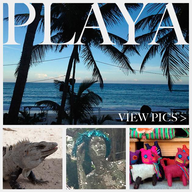 Playa Del Carmen Feature