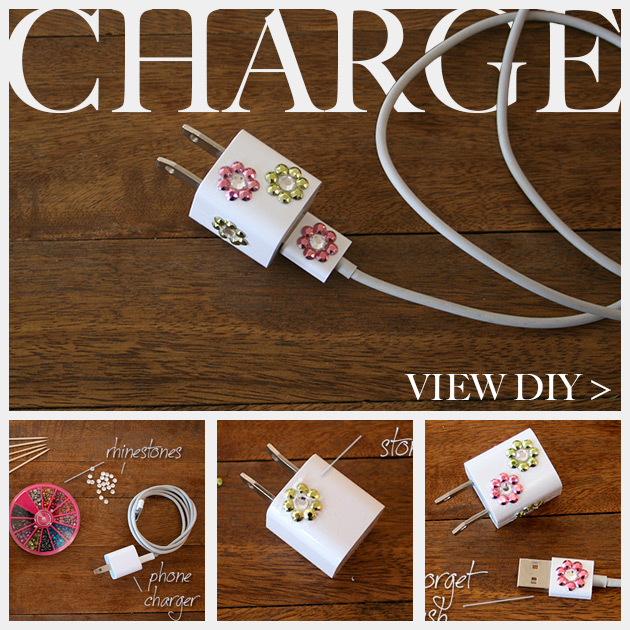DIY Phone Charger Feature