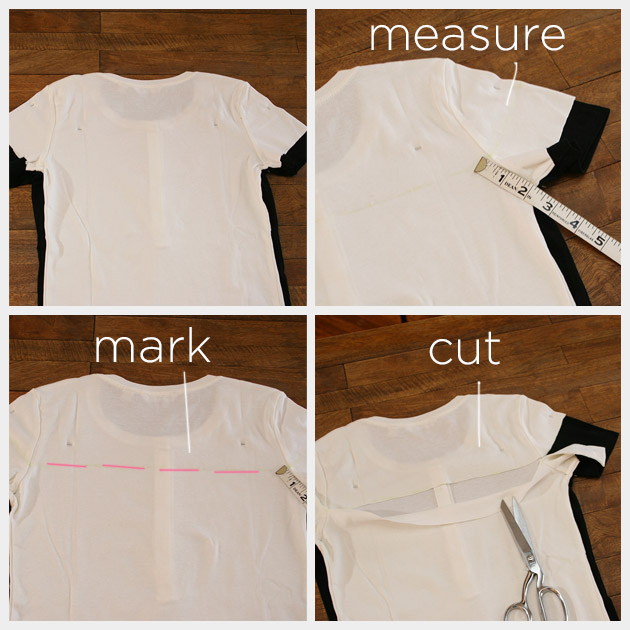Diy shirt cutting sleeves