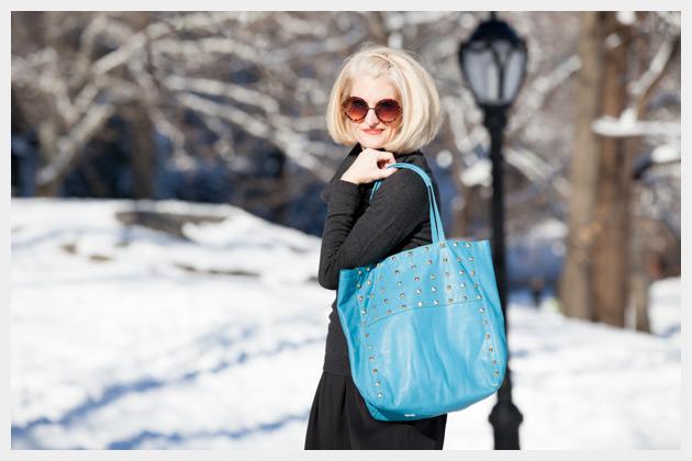 Studded Bag DIY Photo