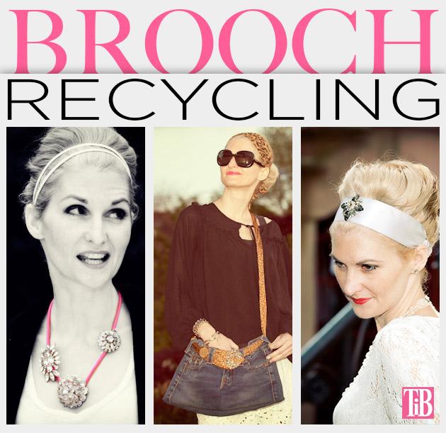 5 Great Ways To Wear a Brooch