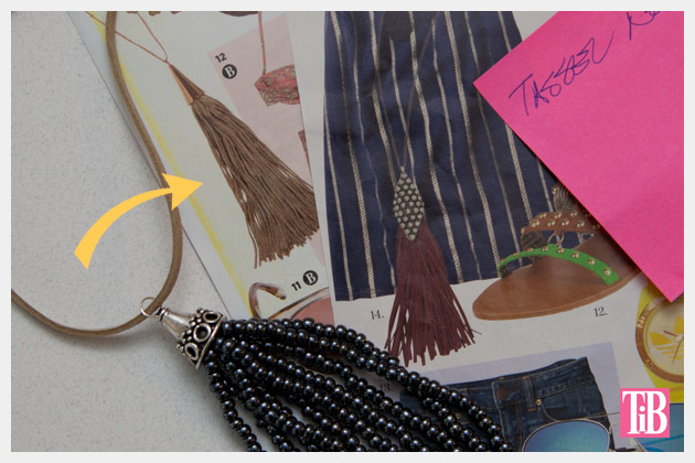 DIY Tassel Necklace Inspiration
