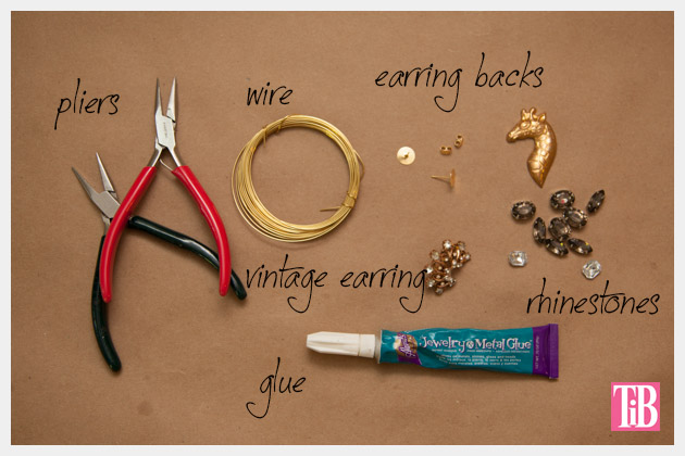 DIY Ear Cuff Supplies