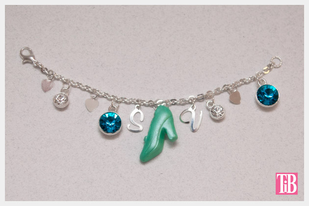 Martha Stewart Jewelry DIY Charm Bracelet Photo