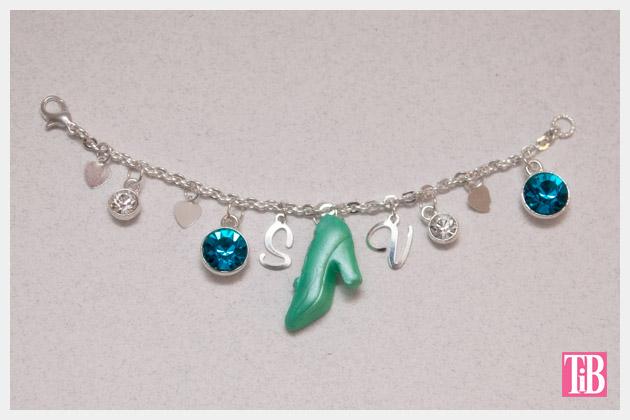 Martha Stewart Jewelry DIY Charm Bracelet Photo