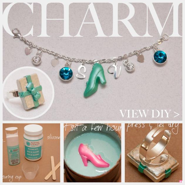Martha Stewart Jewelry DIY Charms Feature www.trinketsinbloom.com