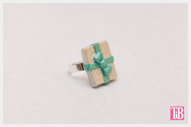 Martha Stewart Jewelry DIY Cocktail Ring Photo