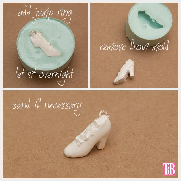 Martha Stewart Jewelry Shoe Mold 2