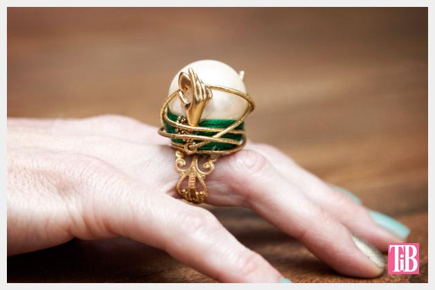 OZ DIY Crystal Ball Ring Photo