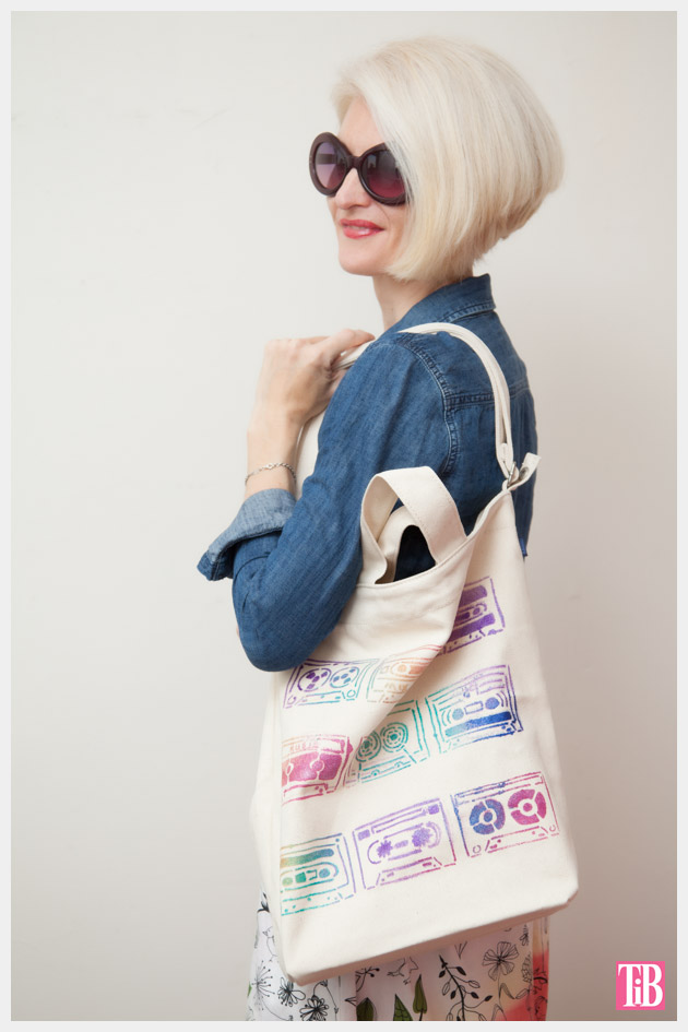 DIY Tote Bag Kit from Darby Smart Photo 2