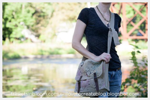 Messenger Bag DIY Photo