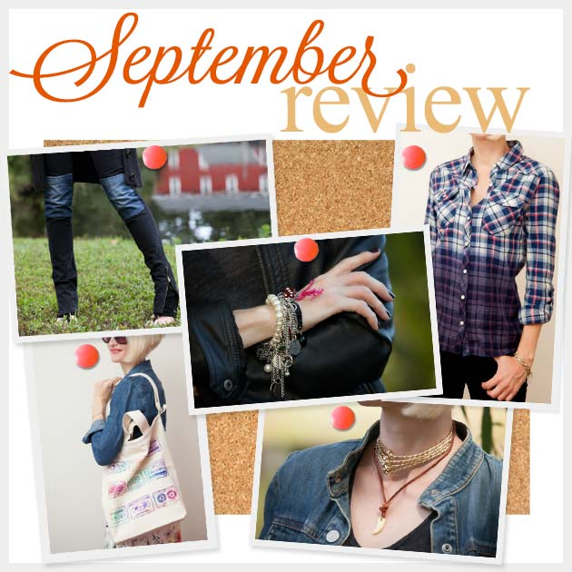 September Review of DIY's