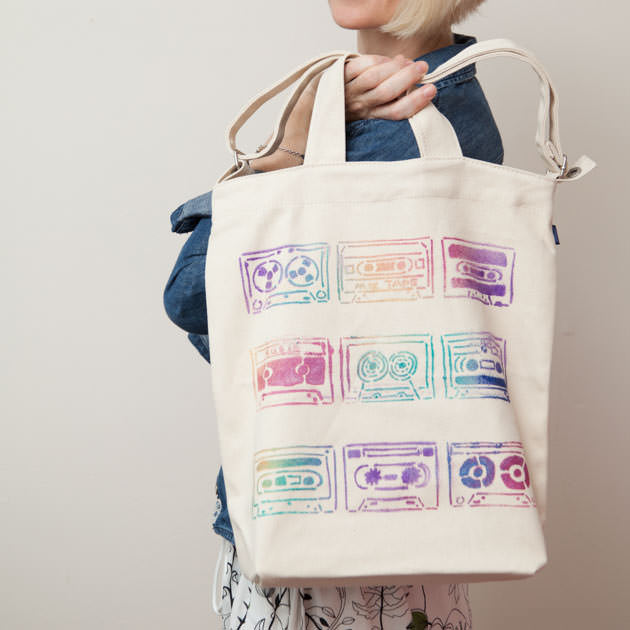 DIY Tote Bag by Darby Smart