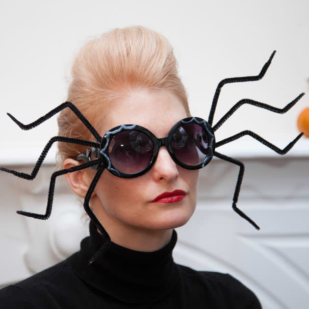 Halloween Sunglasses DIY