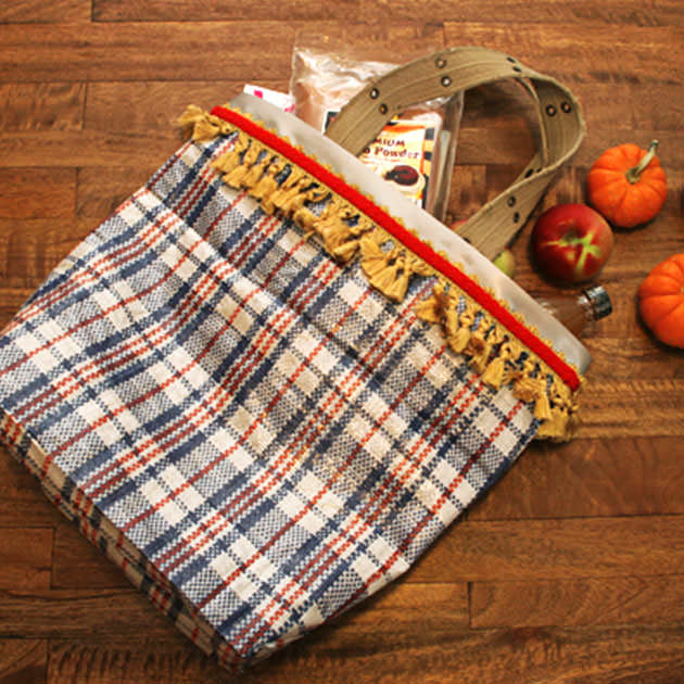 Market Bag DIY