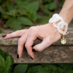 Plastic Chain Bracelet DIY