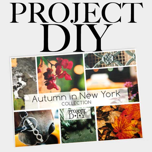 Project DIY Autumn in New York Collection