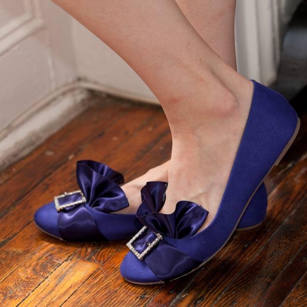 Puritan Ballerina Flats DIY